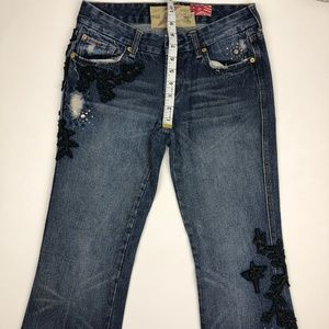 7 for all Mankind Jeans - 7 for all mankind A Pocket Flare Jeans 27x31.5